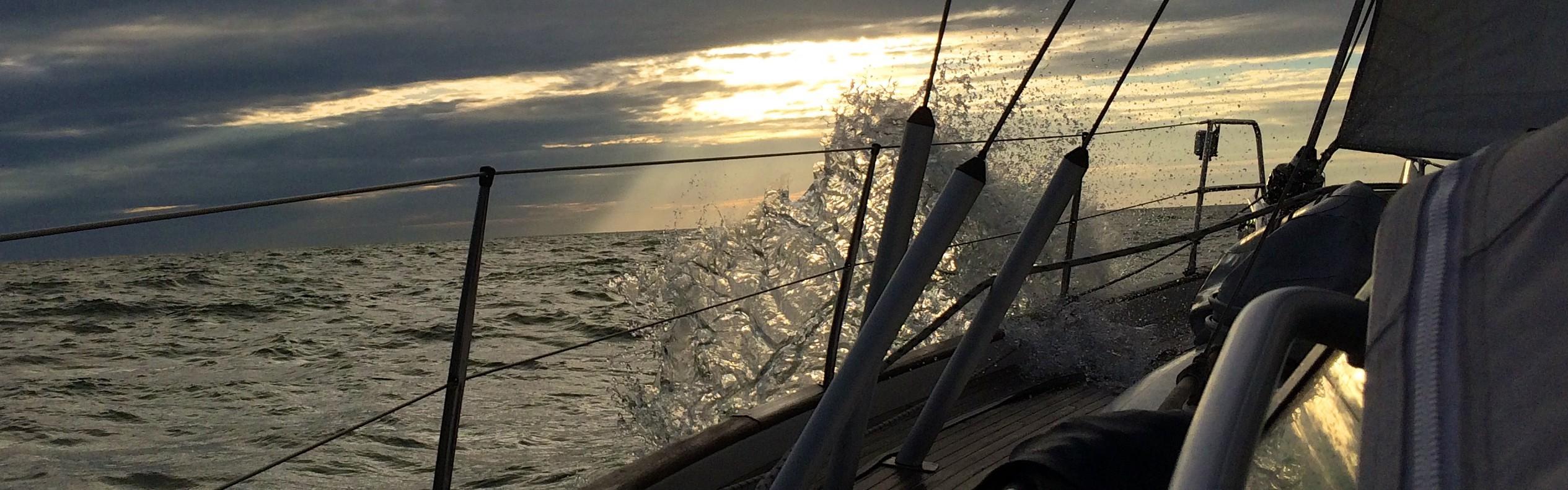 Sailing Hina